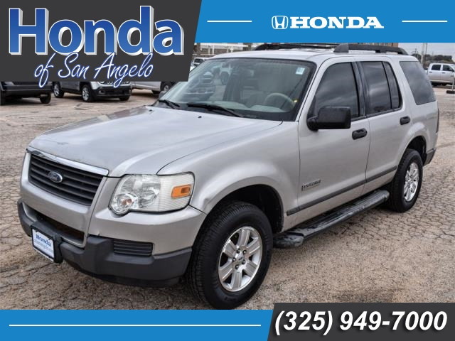Pre-Owned 2006 Ford Explorer 4dr 114 WB 4.0L XLS