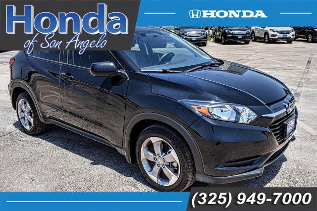 Certified Pre-Owned 2017 Honda HR-V LX 2WD CVT