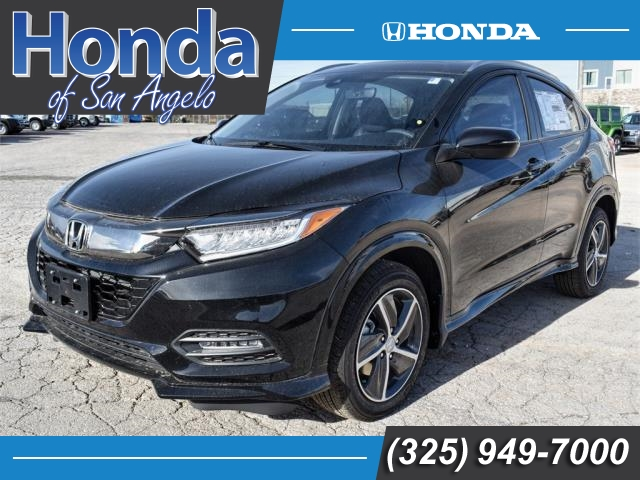 New 2019 Honda HR-V Touring CVT