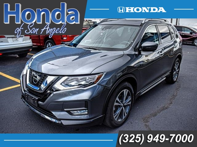 Pre-Owned 2017 Nissan Rogue 2017.5 FWD SL