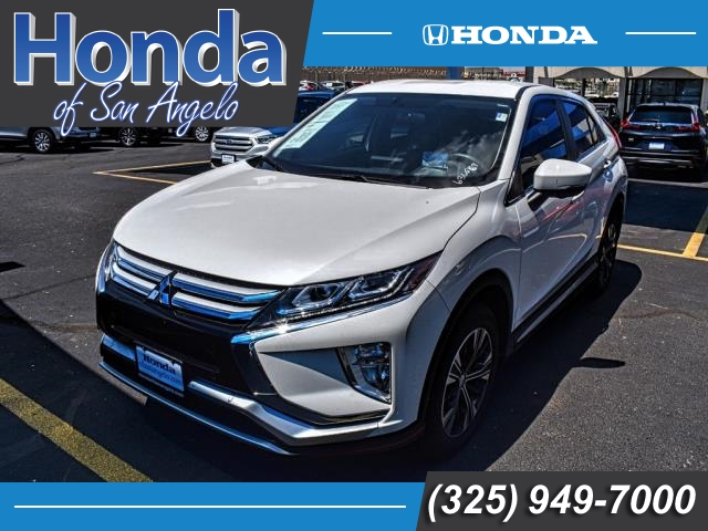 Pre-Owned 2018 Mitsubishi Eclipse Cross SEL S-AWC
