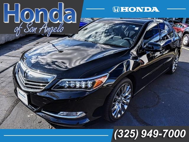 Pre-Owned 2016 Acura RLX 4dr Sdn Advance Pkg