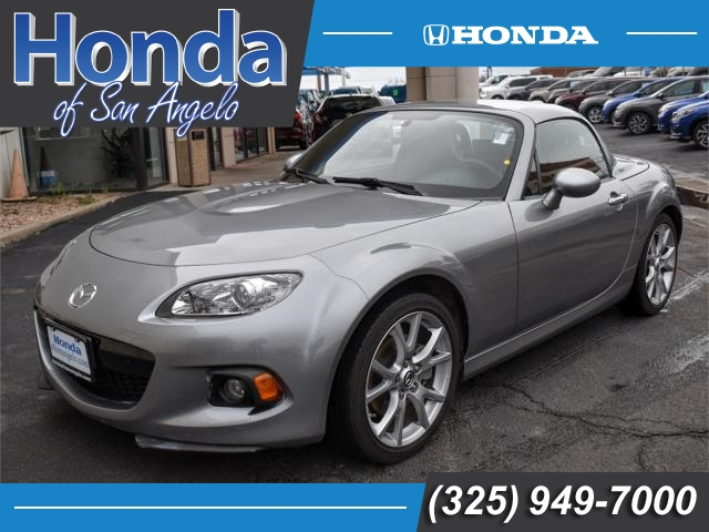 Pre-Owned 2013 Mazda MX-5 Miata 2dr Conv Hard Top Auto Grand Tourin