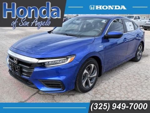 New 2019 Honda Insight EX CVT