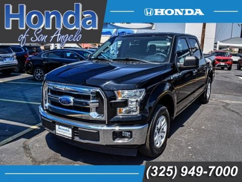 Pre-Owned 2017 Ford F-150 XLT 2WD SuperCrew 5.5' Box