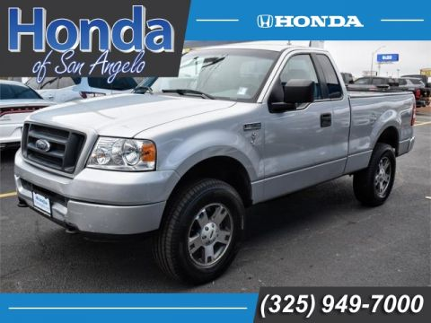 Pre-Owned 2005 Ford F-150 Reg Cab 126 XL 4WD