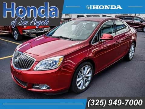 Pre-Owned 2015 Buick Verano 4dr Sdn Convenience Group