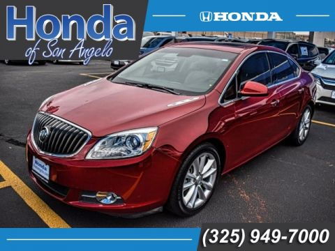 Pre-Owned 2013 Buick Verano 4dr Sdn Convenience Group
