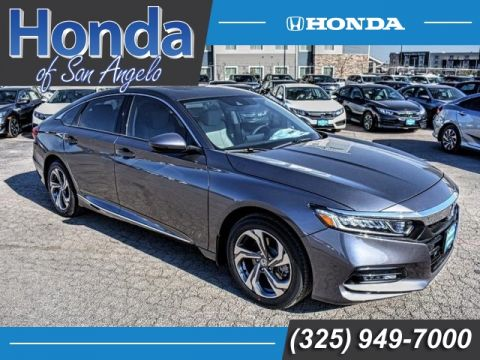 New 2018 Honda Accord EX-L 2.0T Auto