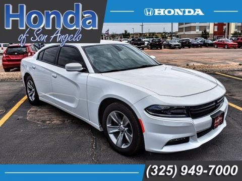 Pre-Owned 2016 Dodge Charger 4dr Sdn SXT RWD