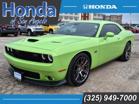 Pre-Owned 2015 Dodge Challenger 2dr Cpe SRT 392