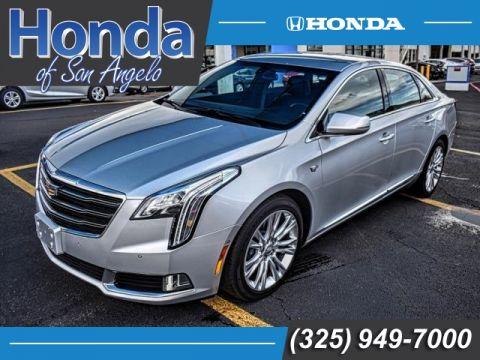 Pre-Owned 2018 Cadillac XTS 4dr Sdn Luxury FWD