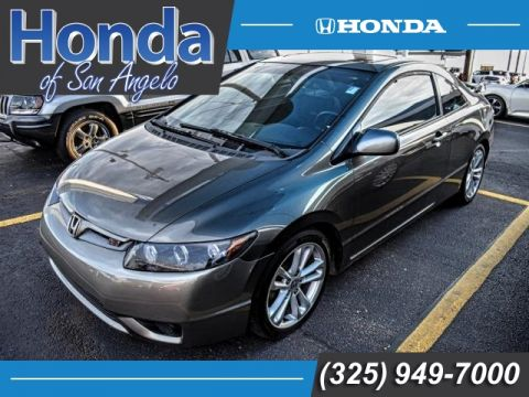 Pre-Owned 2006 Honda Civic Si Manual w/ST