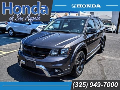 Pre-Owned 2018 Dodge Journey Crossroad AWD