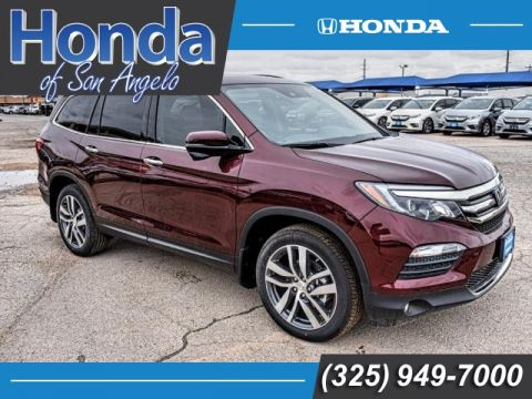 New 2018 Honda Pilot Touring 2WD