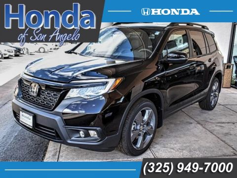New 2019 Honda Passport Touring FWD