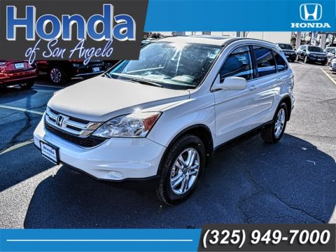 Pre-Owned 2010 Honda CR-V 2WD 5dr EX-L FRONT WHEEL DRIVE suv