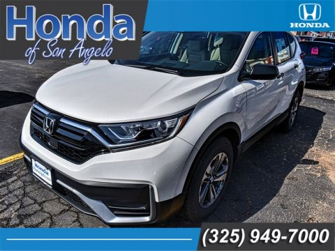 New 2020 Honda CR-V LX 2WD FRONT WHEEL DRIVE suv