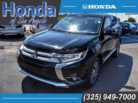 Pre-Owned 2018 Mitsubishi Outlander SE S-AWC