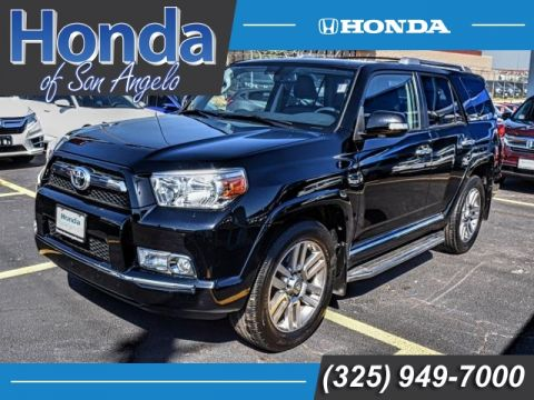 Pre-Owned 2013 Toyota 4Runner RWD 4dr V6 Limited