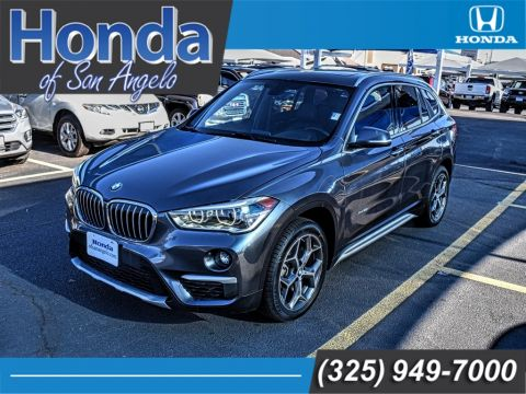Pre-Owned 2016 BMW X1 AWD 4DR XDRIVE28I AWD